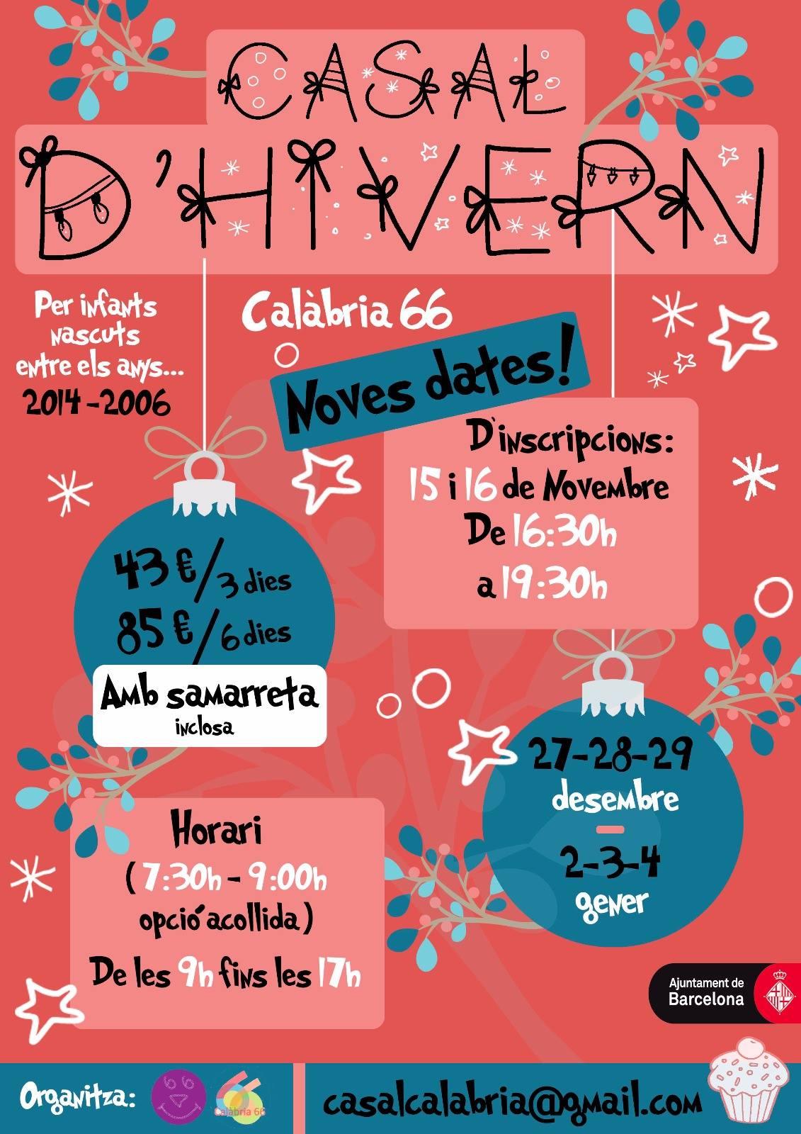 Casal d'Hivern – Calàbria66