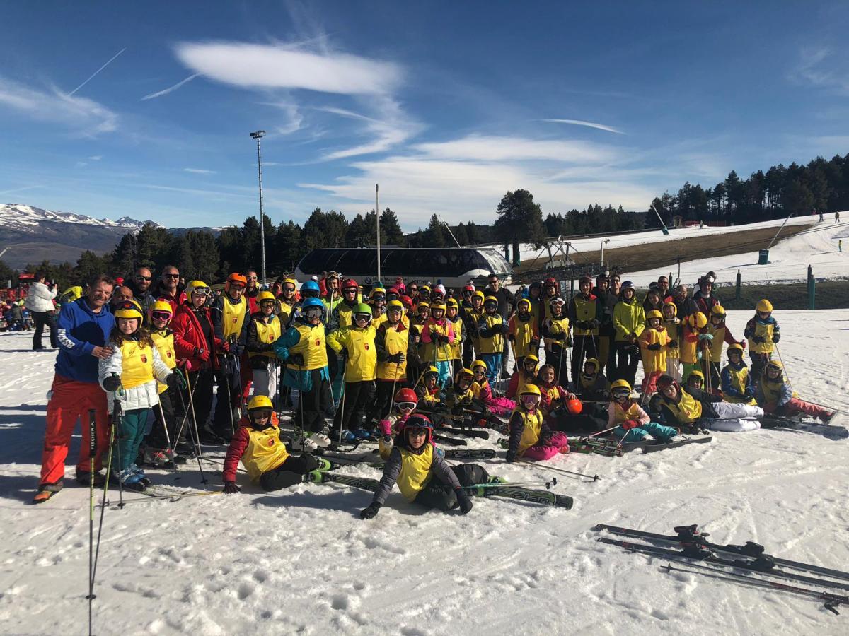 Esquiada 2019