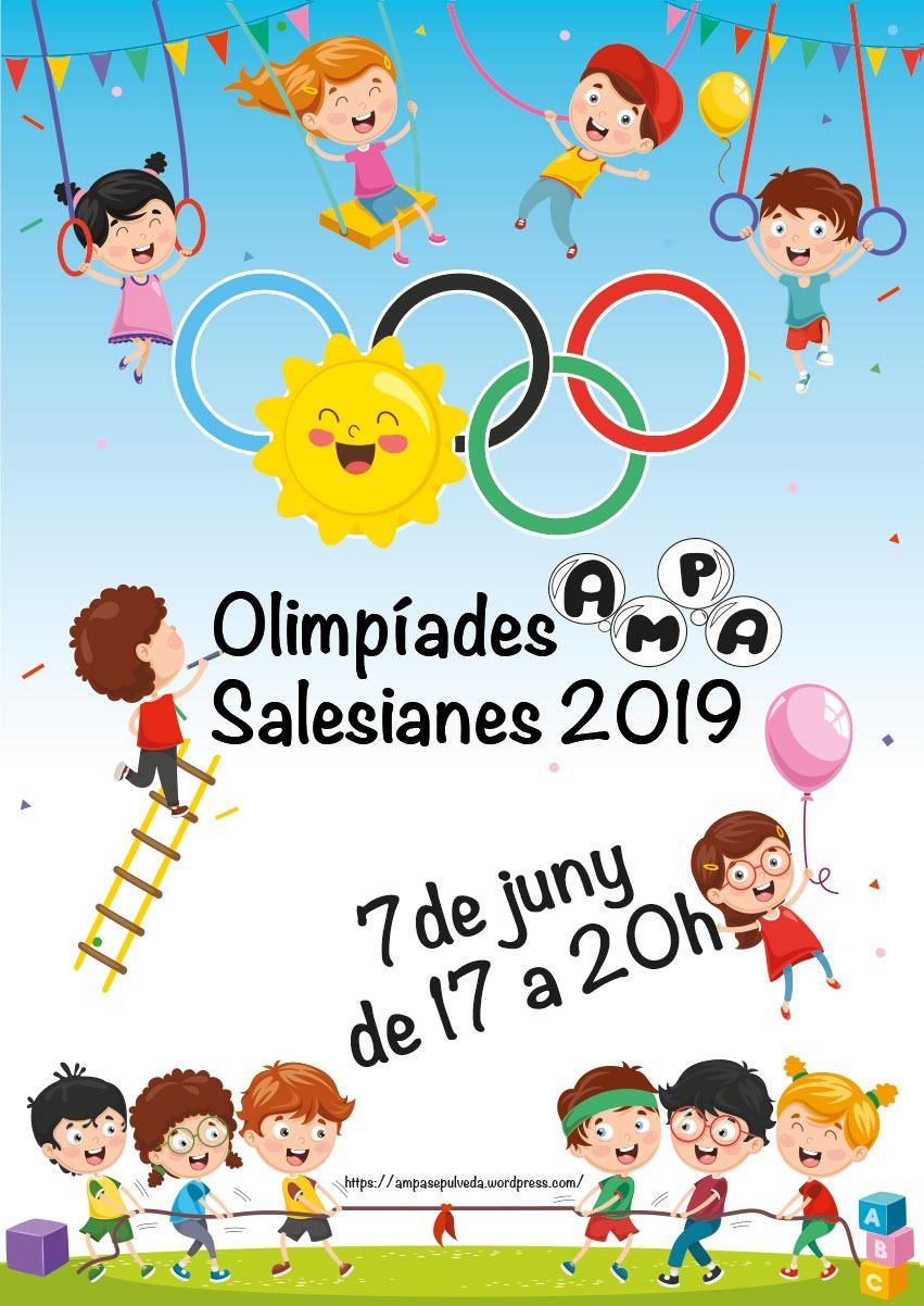 7 Juny 2019 -Olimpíades AMPASalesianes